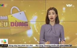 Hình ảnh lần đầu dẫn sóng truyền hình ở VTV24 của Hoa hậu Đỗ Mỹ Linh