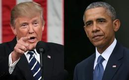 Không khí bầu cử giữa kỳ Quốc hội Mỹ 'nóng' với màn đối đầu của 2 ông Trump-Obama