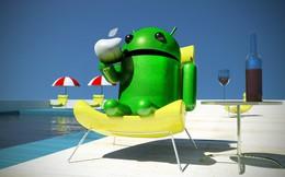 """Ai cũng biết chú robot màu xanh là """"linh vật"""" của Android, nhưng bạn có biết tên nó là gì?"""