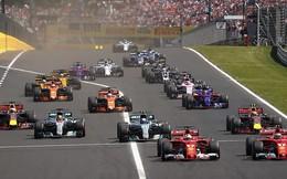 'Việt Nam chính thức đăng cai tổ chức đua xe F1, vào tháng 4/2020'