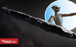 Phi thuyền giống điếu xì gà của người ngoài hành tinh tới thăm dò Trái Đất?