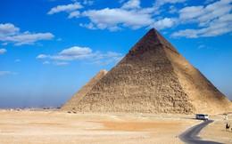 Một bí ẩn lớn về kim tự tháp Ai Cập đã có lời giải