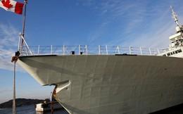 Canada tham gia chiến dịch kiềm chế Trung Quốc trên biển Đông