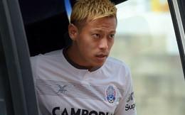 Keisuke Honda bất ngờ vắng mặt, HLV thứ 2 tuyên bố tuyển Campuchia vẫn 'sống khỏe'