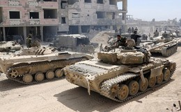 """Syria """"thề"""" không để mất mảnh đất nào rơi vào tay Mỹ"""