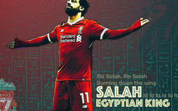 Mohamed Salah – Vị Pharaoh có thật của người Ai Cập