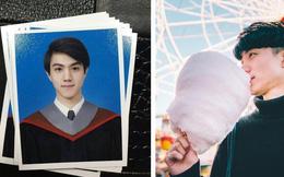 Lộ ảnh thẻ điển trai, tiếp viên hàng không Thái Lan bị fan Việt hỏi bằng được info