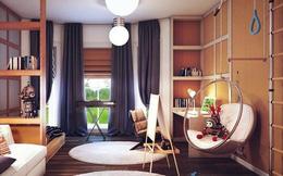 Thiết kế nội thất nhà ống 2 tầng 50m2 đẹp mê ly chưa đến 200 triệu