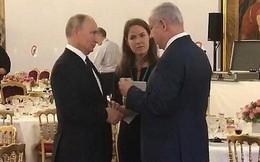 Thủ tướng Israel đến tận Paris để gặp mặt Tổng thống Putin