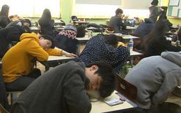 """Tiến sĩ Oxford: """"Học sinh ngủ trong lớp đâu phải vì lười, giáo dục nên coi giấc ngủ như một phần trọng tâm"""""""
