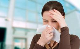 Biểu hiện khi mắc cúm