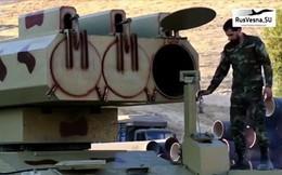 """Video: Quân đội Syria huy động tên lửa """"khủng"""" Gulan 1000 diệt tận gốc IS"""