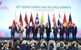 Thủ tướng Nguyễn Xuân Phúc dự Phiên họp toàn thể Hội nghị Cấp cao ASEAN lần thứ 33
