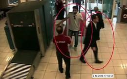 Hé lộ hình ảnh bên trong hành lý của nhóm sát thủ giết nhà báo Khashoggi