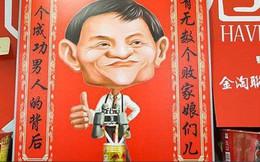 Không chỉ nhà buôn, người trẻ đi làm ở Trung Quốc giờ còn lập bàn thờ Jack Ma trong nhà như thờ Thần tài