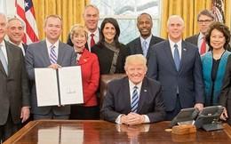 Nội các ông Trump: Kẻ ở, người phải đi
