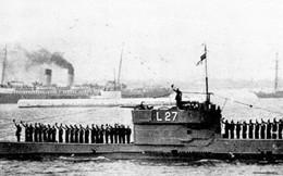 Tàu ngầm Anh bảo vệ Nga ở Baltic trong Thế chiến I như thế nào?