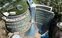 Khai trương khách sạn dưới lòng đất đầu tiên trên thế giới