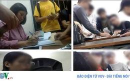 Sinh viên đóng tiền chống trượt trong kỳ thi là tham nhũng giáo dục