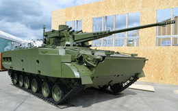 Nga trang bị pháo 57mm lên xe thiết giáp hạng nhẹ
