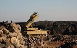 Quân đội Syria tập trung những vũ khí hủy diệt lớn nhất về Al-Safa