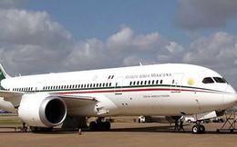 Tổng thống đắc cử Mexico rao bán chuyên cơ Boeing để tiết kiệm ngân sách