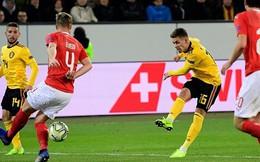 Thảm bại trước Thụy Sĩ, Bỉ mất vé vào bán kết Nations League