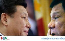 """Hai năm sau khi """"xoay trục"""", Philippines vẫn mòn mỏi chờ Trung Quốc"""