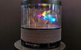 Lộ hình ảnh thiết bị loa thông minh mới của Samsung, nhìn như bước ra từ phim khoa học viễn tưởng