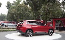 Cận cảnh 5 mẫu ô tô của VinFast trước giờ ra mắt