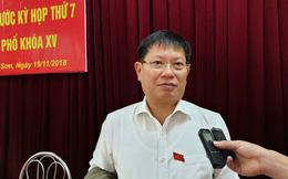 """Rừng phòng hộ Sóc Sơn bị """"băm nát"""": Nghỉ hưu cũng bị xử lý"""