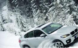 6 bí kíp đảm bảo an toàn khi lái xe vào mùa đông, đặc biệt là nơi có tuyết