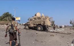 Houthi lại đánh thảm bại Liên minh quân sự Ả rập Xê-út, hủy diệt 5 xe bọc thép