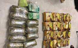 """Triệt phá đường dây mua bán ma túy """"khủng"""" ở TP HCM"""