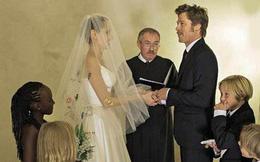 Thẩm phán xét xử vụ Angelina Jolie - Brad Pitt tranh quyền nuôi con chính là người cử hành hôn lễ cho họ