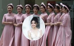 Hot: Những hình ảnh đầu tiên về đám hỏi bí mật của Á hậu Thanh Tú với chồng đại gia U40