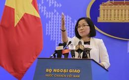Trung Quốc đề xuất hợp tác dầu khí như Philippines với các nước ven Biển Đông, Việt Nam lên tiếng