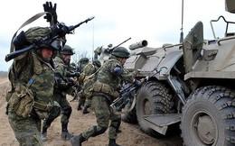 Quân khu miền Đông của Nga tập trận giữa căng thẳng với NATO
