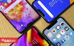 Điểm qua loạt smartphone 'tai thỏ' này, bạn sẽ thấy tại sao điện thoại của Apple luôn đi trước đối thủ