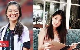 Nhan sắc tựa thiên thần của nữ bác sĩ của đội tuyển Thái Lan bất ngờ gây sốt