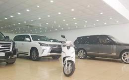 Bán xe thời VinFast: Rao Range Rover, Lexus LX570 tặng ngay xe điện Klara