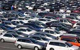 Ô tô nhập khẩu đạt kỷ lục gần 3.500 chiếc trong 1 tuần