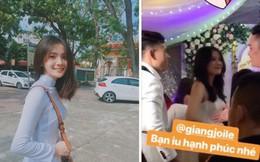 Girl xinh Bắc Ninh nổi tiếng sau 1 đêm vì nụ cười đẹp bất ngờ lên xe hoa ở tuổi 18