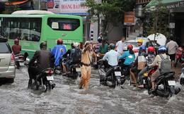 Trung tâm chống ngập TP.HCM nói gì về 66 tuyến đường bị ngập?