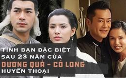 Dương Quá - Tiểu Long Nữ: Sau 23 năm vẫn đẹp đôi như ngày nào, dù độc thân nhưng vẫn không thể đến với nhau