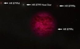 Hành tinh trong chòm Pegasus có nước và có thể có sự sống!
