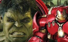 """6 bộ giáp cực mạnh mà Iron Man từng chế tạo để... """"bóp"""" những đồng đội siêu anh hùng của mình"""