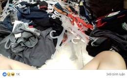 Sự thật nghề nhân viên bán đồ lót trong siêu thị - tâm sự cười chảy nước mắt của cô gái đêm khuya