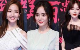 Chùm ảnh không photoshop: Dương Mịch lộ nếp nhăn, Park Min Young - Tần Lam có đẹp như tưởng tượng?