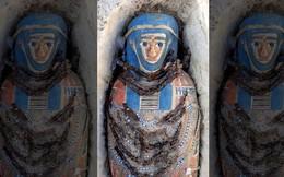 Phát hiện kho báu chứa nhiều xác ướp cổ đại còn nguyên vẹn ở Ai Cập